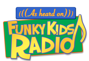 As-heard-on_Funky-Kids-Logo