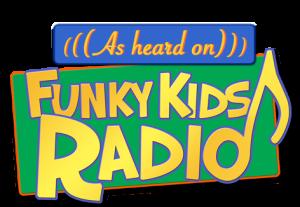As-heard-on_Funky-Kids-Logo