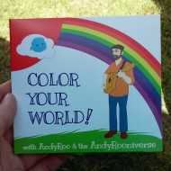 AndyRoo and the AndyRooniverse – Color Your World CD