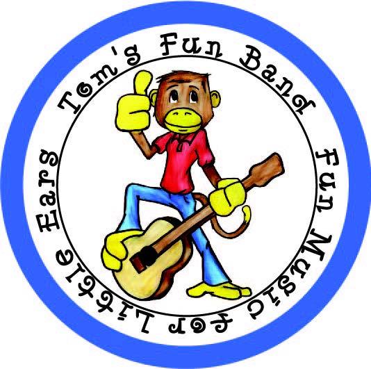 Tom's Fun Band Logo