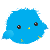 Tweeter the Bluebird